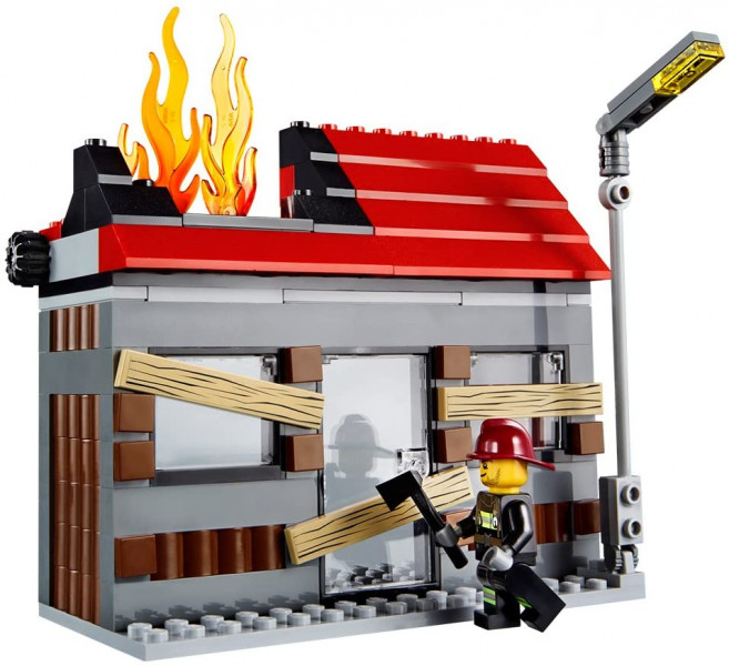LEGO City Тушение пожара (60003)