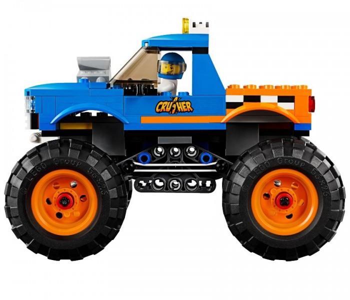 LEGO City Монстр-трак (60180)