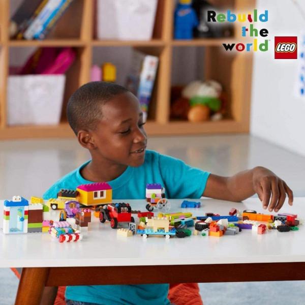 LEGO Classic Модели на колёсах (10715)