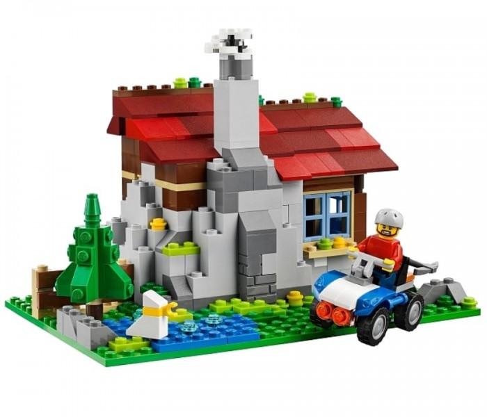 LEGO Creator Домик в горах (31025)