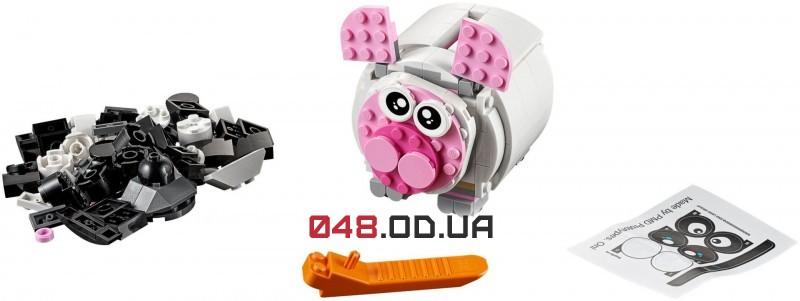 Lego Creator Мини свинка копилка 3в1 (40251)