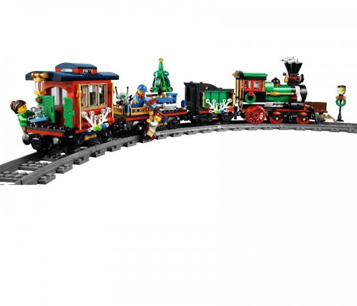Lego Creator Новогодний экспресс (10254)