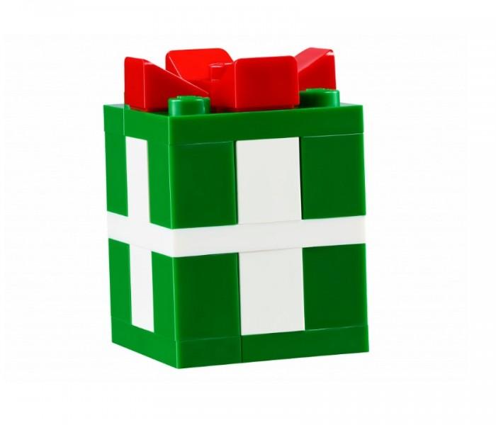 LEGO Iconic Новогодний календарь (40222)