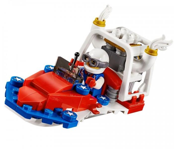 LEGO Creator Самолёт для крутых трюков (31076)