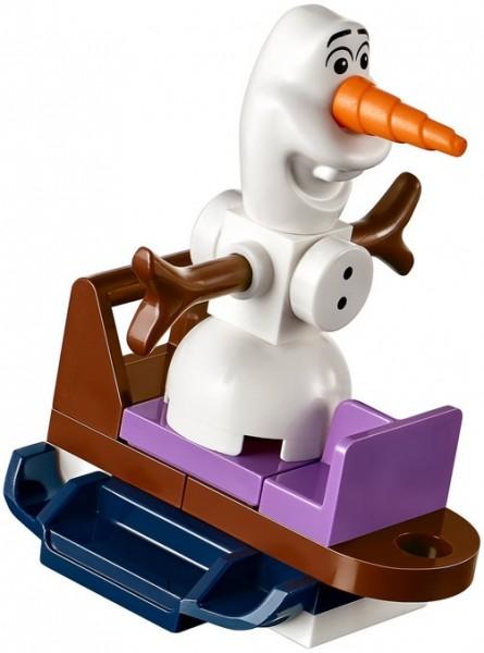 LEGO Disney Princess Волшебный ледяной замок Эльзы (43172)