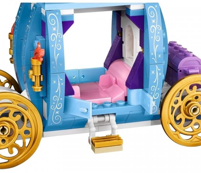 LEGO Disney Princess Заколдованная карета Золушки (41053)