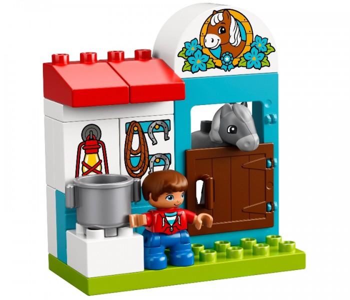 LEGO DUPLO Конюшня на ферме (10868)
