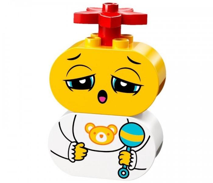 LEGO DUPLO Мои первые эмоции (10861)