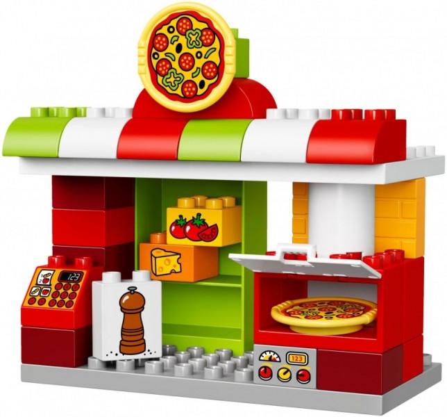 LEGO DUPLO Пиццерия (10834)