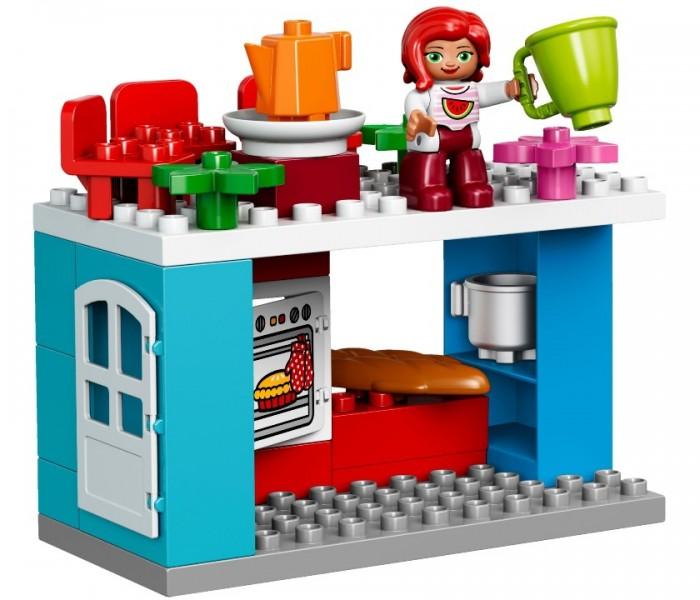 LEGO DUPLO Семейный дом (10835)