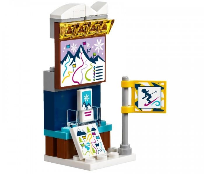 LEGO Friends Горнолыжный курорт: подъёмник (41324)