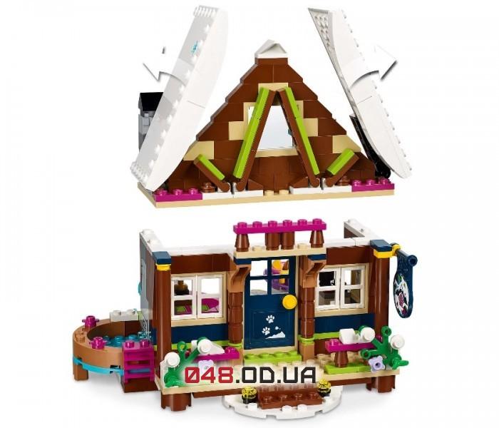 LEGO Friends Горнолыжный курорт: шале (41323)