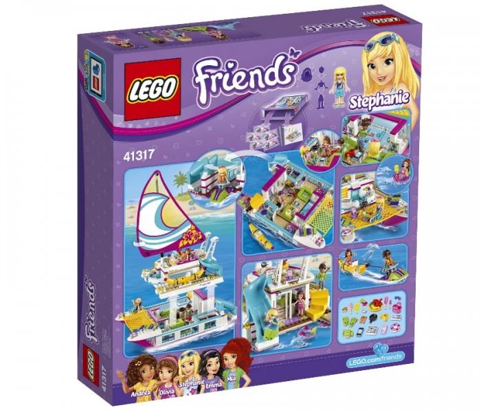LEGO Friends Катамаран