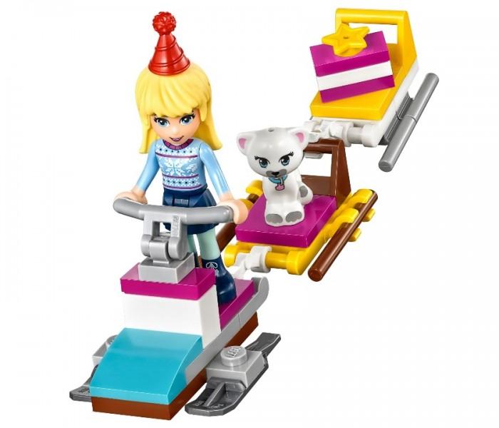 LEGO Friends Новогодний адвент календарь на 2018 год (41326)