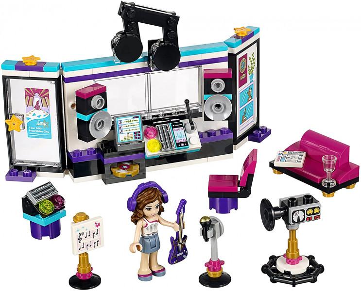 LEGO Friends Поп-звезда в студии звукозаписи (41103)