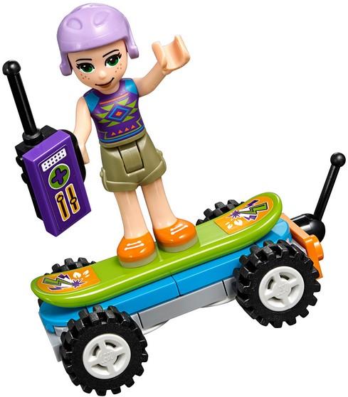 LEGO Friends  Приключения Мии в лесу (41363)