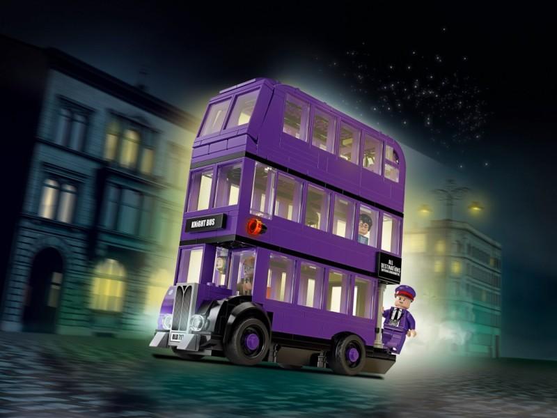 LEGO Harry Potter Автобус «Ночной рыцарь» (75957)