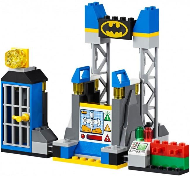 LEGO Juniors Джокер атакует Бетпещеру (10753)