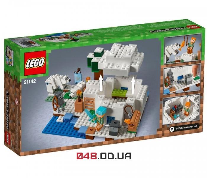 LEGO Minecraft Иглу (21142)