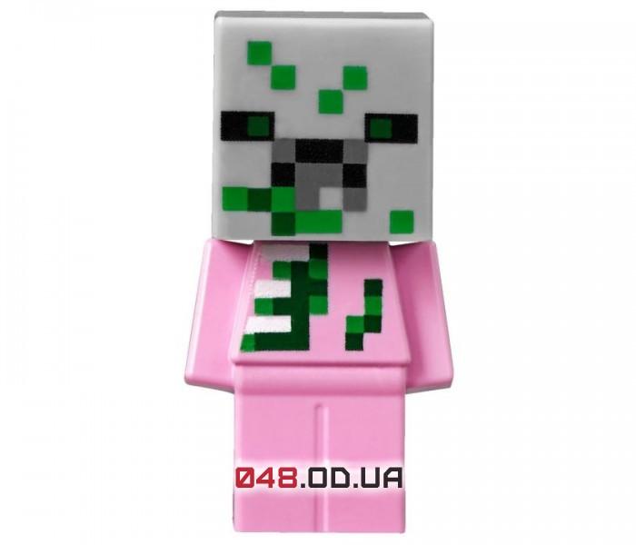 LEGO Minecraft Портал в Нижний мир (21143)