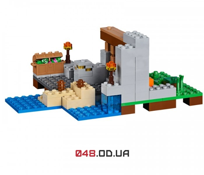 LEGO Minecraft Верстак 2.0 (21135)