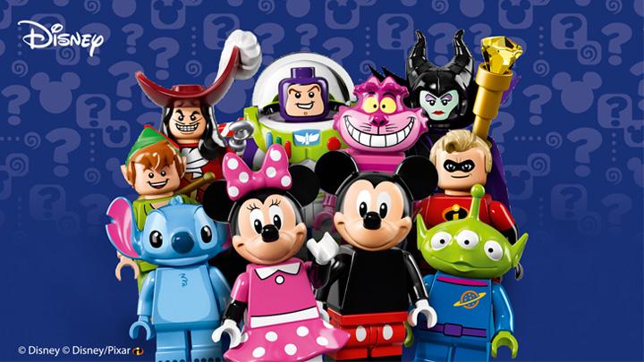LEGO Minifigures Алиса (71012_7)