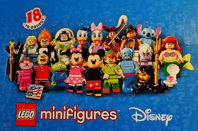LEGO Minifigures Чеширский Кот (71012_8)