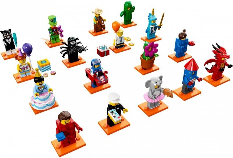 LEGO Minifigures Девочка-слон (71021-1)