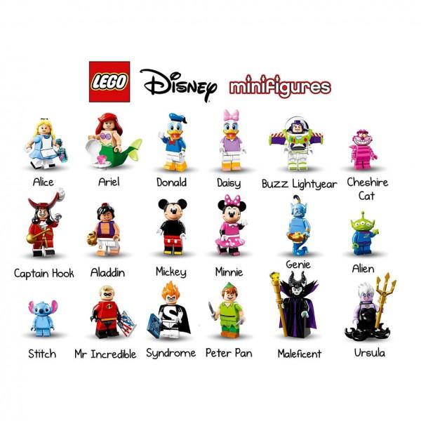 LEGO Minifigures Дональд Дак (71012_10)