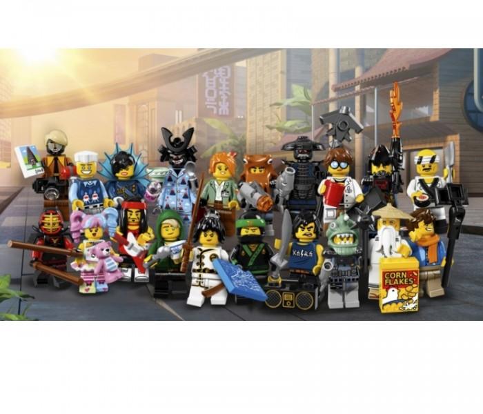 LEGO Minifigures Джей Уокер (71019-6)