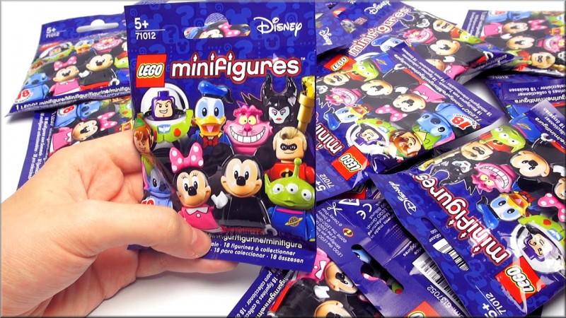 LEGO Minifigures Джинн (71012_5)