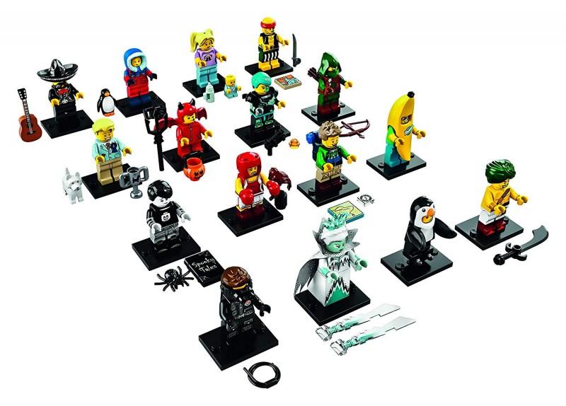 LEGO Minifigures Фотограф дикой природы (71013-7)