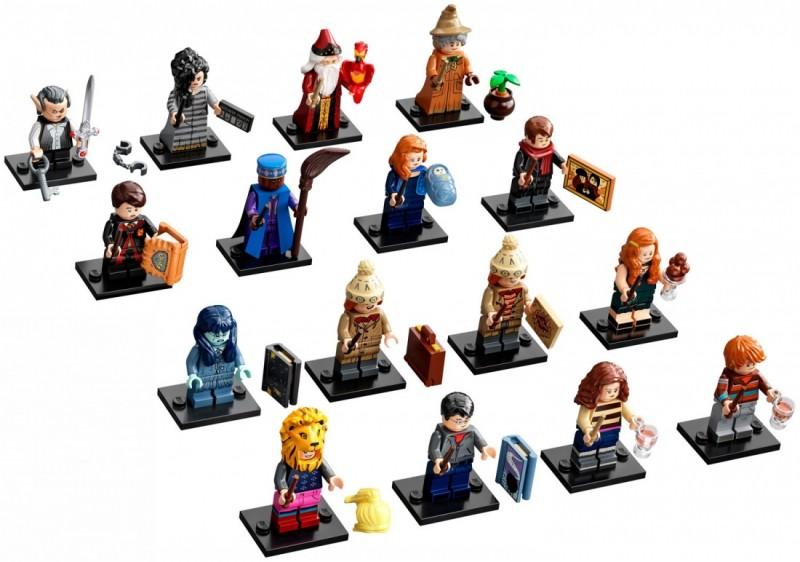 LEGO Minifigures Альбус Дамблдор (71028_2)
