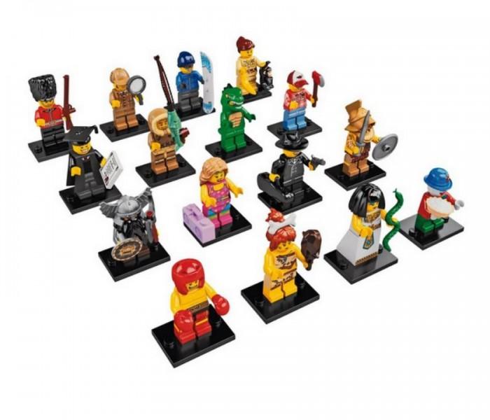 LEGO Minifigures Гладиатор  (8805_2)