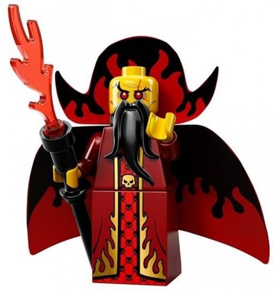 LEGO Minifigures Запакованный пакетик 13-ая серия (71008)