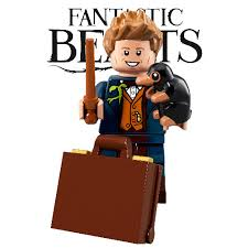 LEGO Minifigures Ньют Саламандер (71022-17)