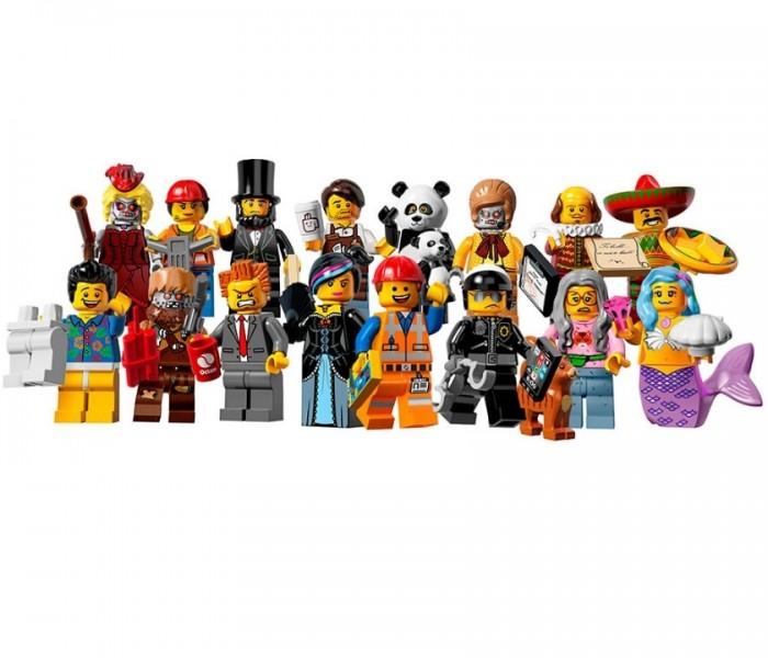 LEGO Minifigures Плохой коп (71004-7)
