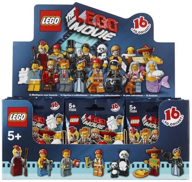 LEGO Minifigures Pобот - золотоискатель Уайли (71004-14)