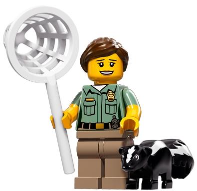 LEGO Minifigures Полная коллекция минифигурок 15й серии из 16 шт(71011)