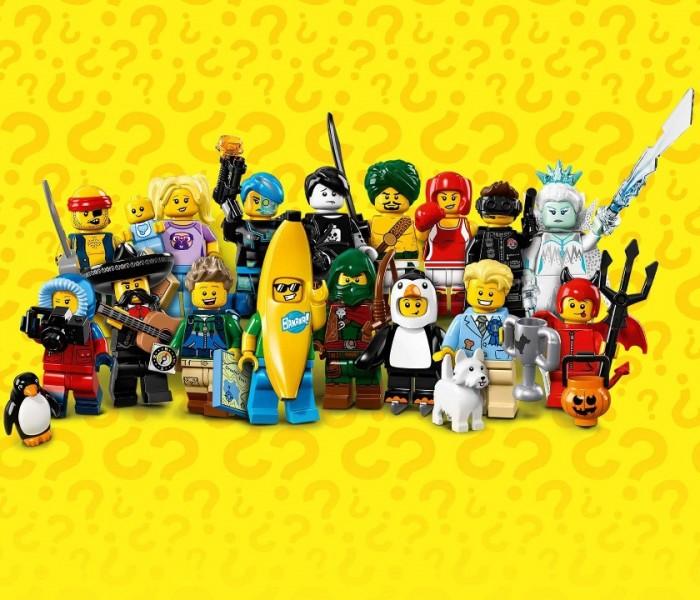 LEGO Minifigures Разбойник (71013-11)