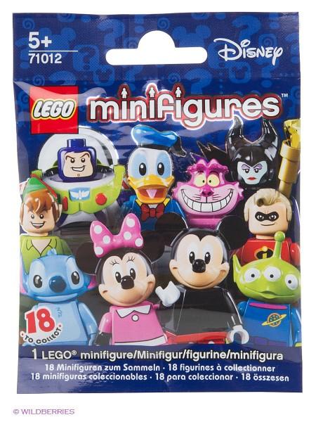 LEGO Minifigures Урсула (71012_17)