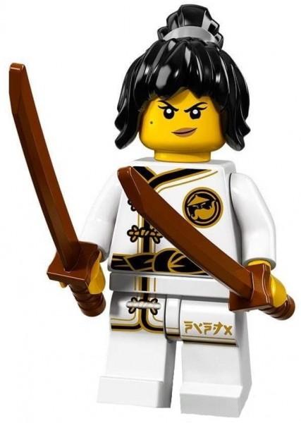 LEGO Minifigures Запакованный пакетик (Ninjago Movie) (71019-21)
