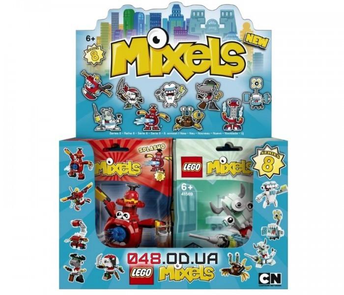 LEGO Mixels Аквад серия 8 клан Пожарники (41564)