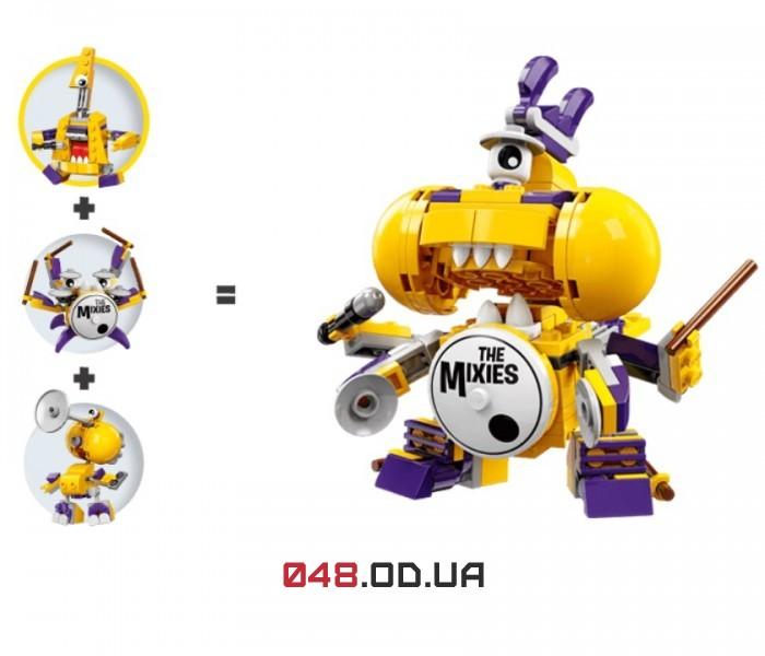 LEGO Mixels Джемзи серия 7 клан Миксиз (41560)