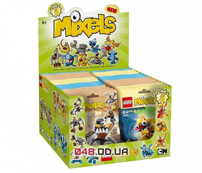 LEGO Mixels Джинки серия 5 клан Клинкеры (41537)