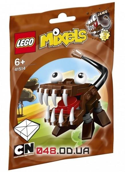 LEGO Mixels Джог серия 2 клан Фанг (41514)