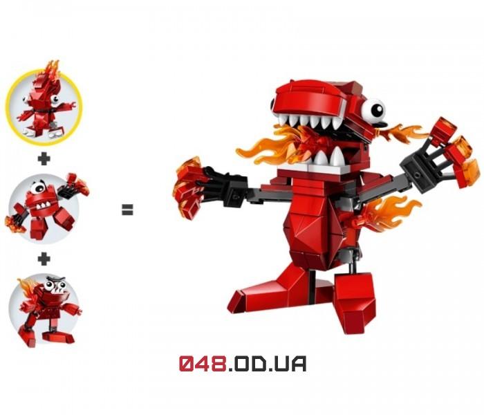 LEGO Mixels Флейн серия 1 клан Инферниты (41500)