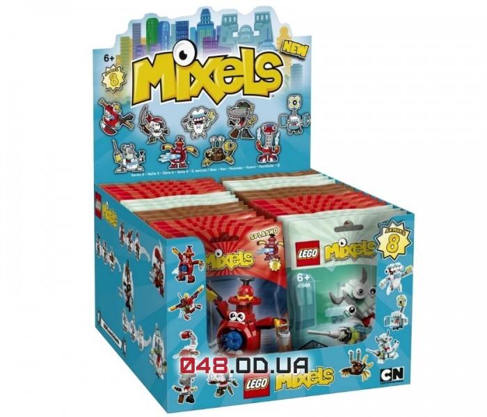 LEGO Mixels Гидро серия 8 клан Пожарники (41565)
