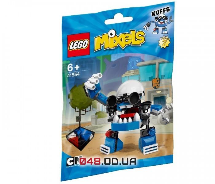LEGO Mixels Каффс 7 серия клан Полиция (41554)