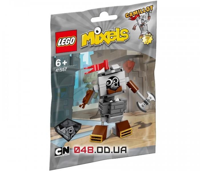 LEGO Mixels Камиллот серия 7 клан Медивалс (41557)